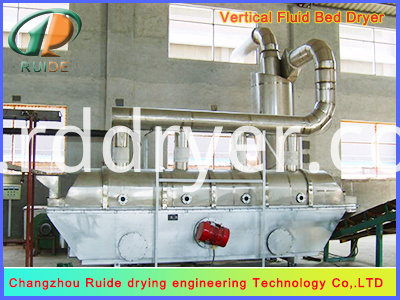 Fluid Bed Dryer of Boric Acid